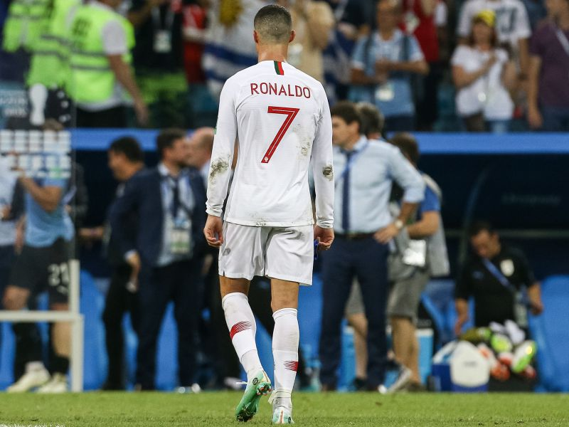 A Rússia fica mais pobre. Portugal também diz adeus ao Mundial2018
