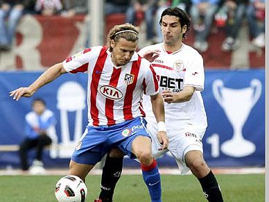fa2beb395d Sevilha e Atlético de Madrid empatam - La Liga - SAPO Desporto