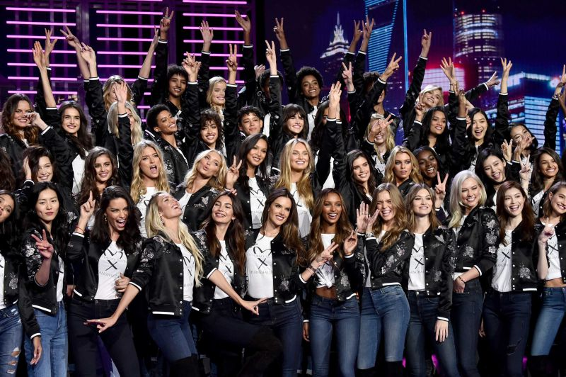 As modelos confirmadas no Victoria's Secret Fashion Show 2018