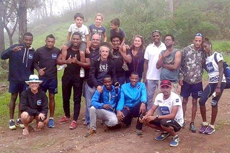 Emicela team cabo verde leva cinco atletas maratona internacional de dakar cabo verde sapo - Cabo verde senegal ...