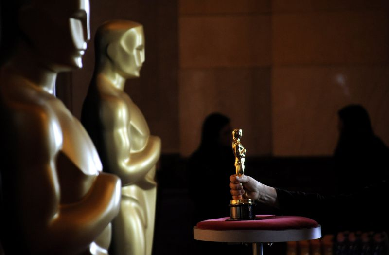 Os nomeados deste ano: E o Óscar vai para...
