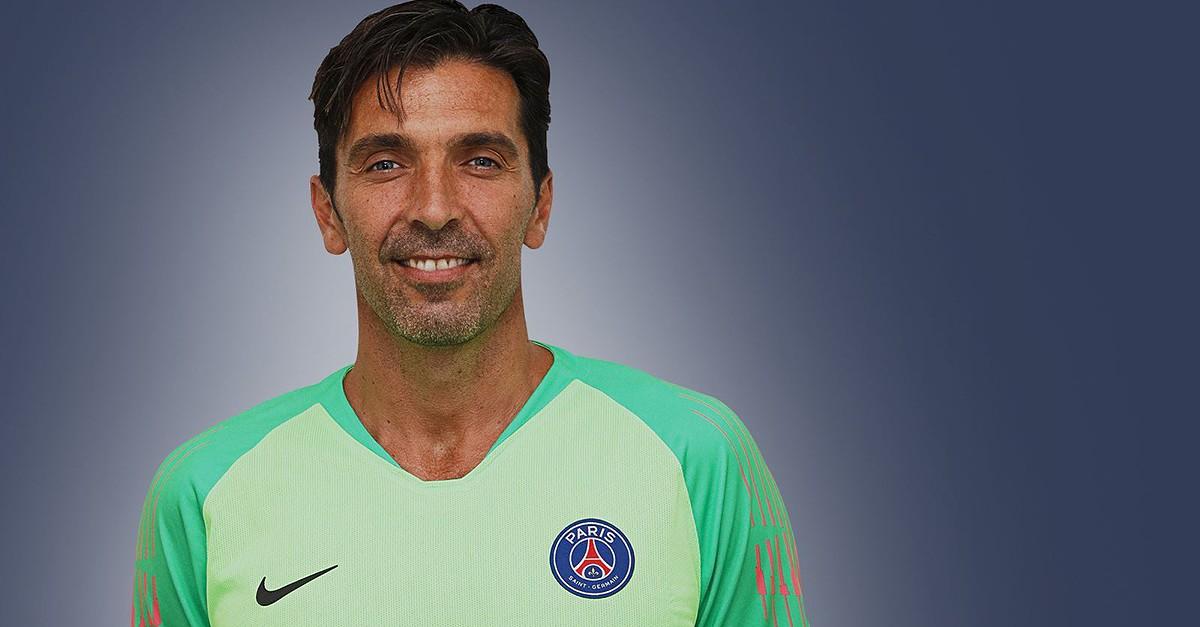 2445f323e OFICIAL  PSG confirma contratação de Buffon - Ligue 1 - SAPO Desporto