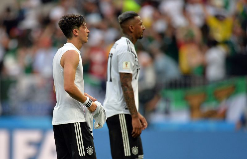 a0adef5213 Mundial 2018  Alemanha no lote dos campeões que perdem no início da defesa  do título