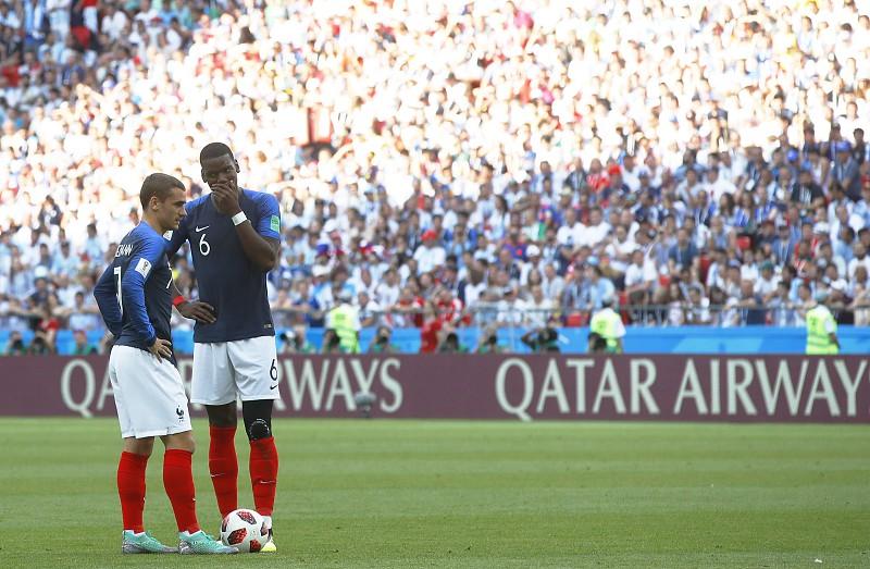 29699d774a88e A França tem medo da Croácia porque não teve medo de Portugal ...