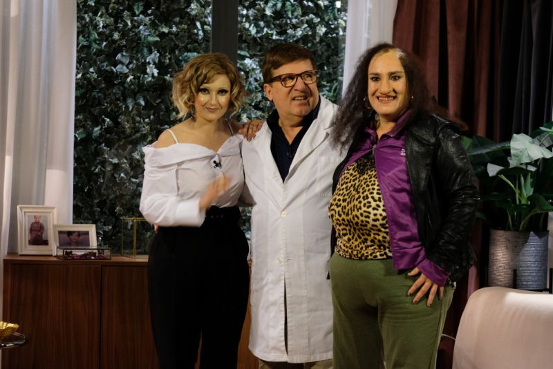 e05d15c2d79 Herman José faz nova paródia com programa de Cristina Ferreira ...