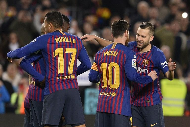 6afe5b69de FC Barcelona dá a volta ao Levante e fecha lote de apurados na Taça do Rei