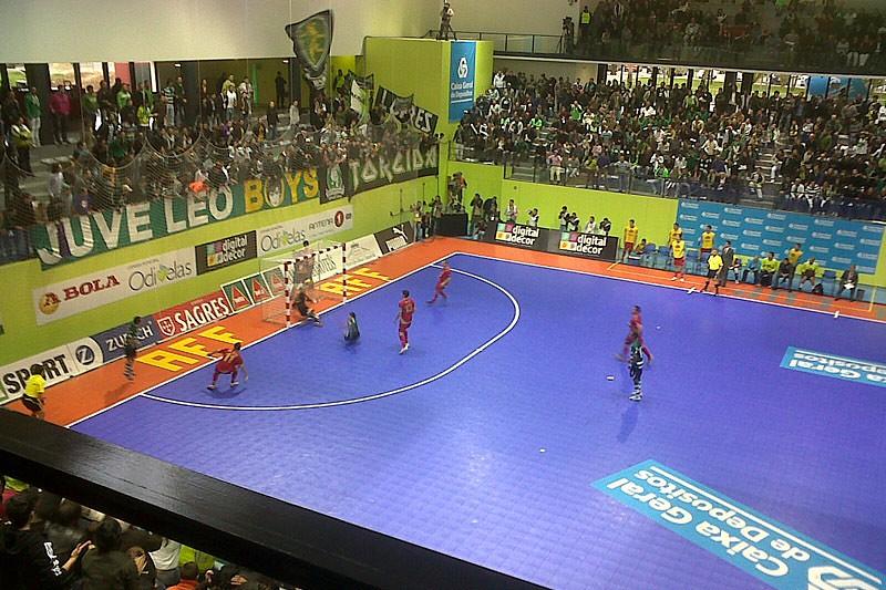 Sporting candidata-se a receber Ronda de Elite - Futsal - SAPO Desporto 99f402797c82d