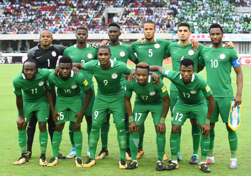 Nigéria derrota a Líbia na Taça Chan 2018 - Futebol Internacional ... 0ccc93787dd0e
