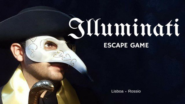 ILLUMINATI O RITUAL - ESCAPE GAME