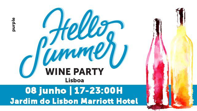HELLO SUMMER WINE PARTY 2018