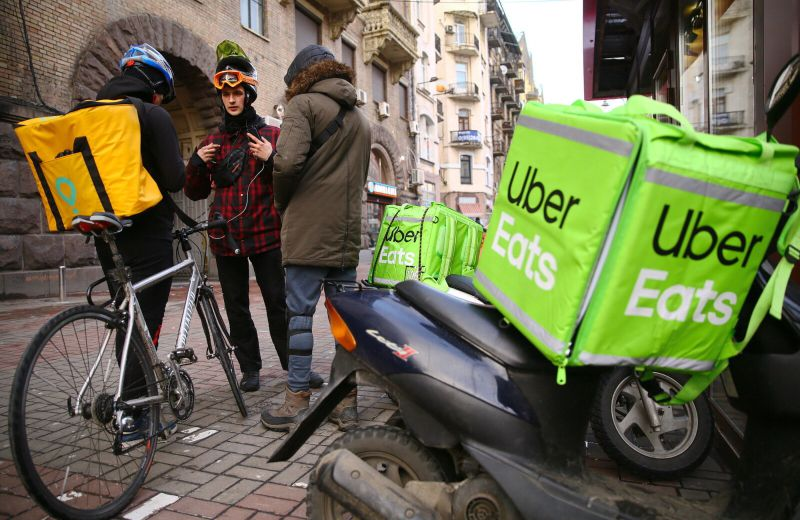 Uber Eats adquire 'naming rights' da Liga Francesa a partir de 2020