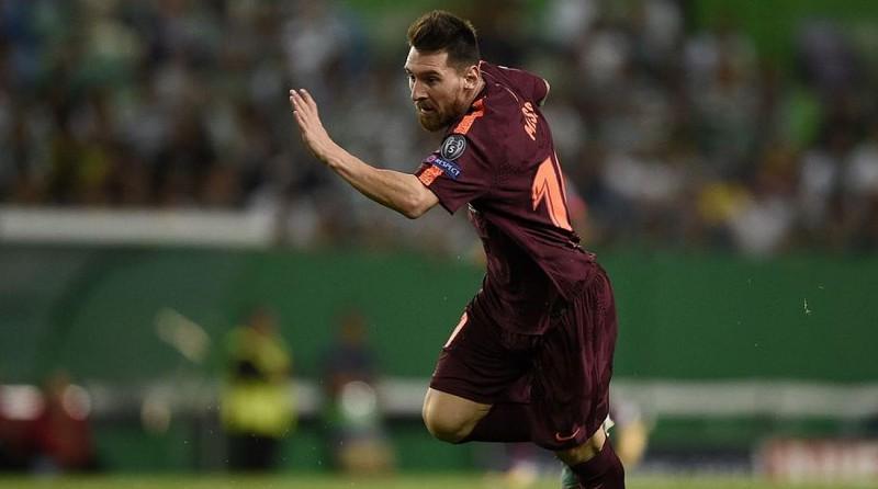 Sporting-Barcelona: 90 minutos a olhar para Messi