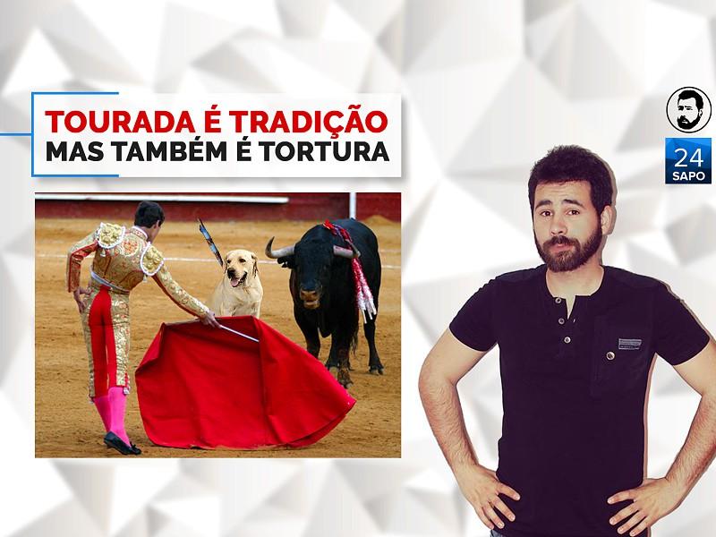 Tourada é tradição, mas também é tortura