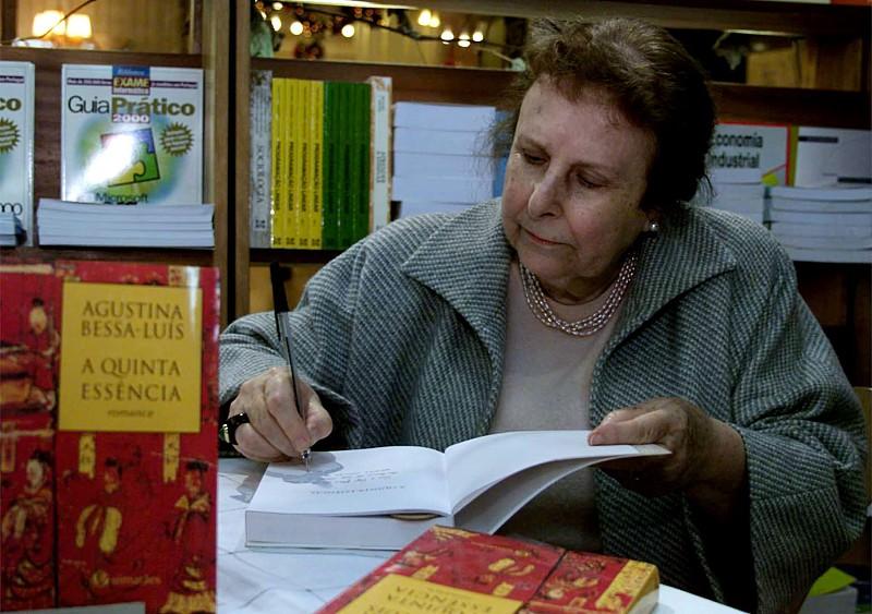 Resultado de imagem para Morreu Agustina Bessa-Luís