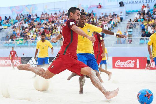 Portugal fora do Mundial de futebol de praia - Desporto - SAPO 24 067675c13c366