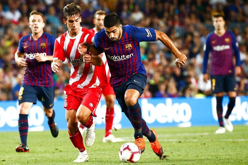 Liga espanhola recorre a tribunal para ter jogo Barcelona-Girona nos ... 04e184ab37fcc