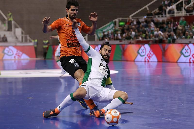Sporting e Fabril disputam Supertaça de futsal a 8 de setembro em Loulé 46c67594644d2
