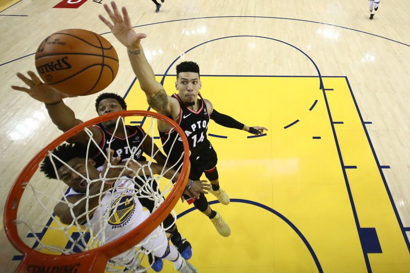 Raptors vencem desfalcados Warriors e voltam ao comando da final da NBA