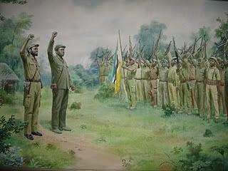 Dia 25 de Setembro: Comemora-se o 46º aniversário do início da Luta Armada de Libertação Nacional