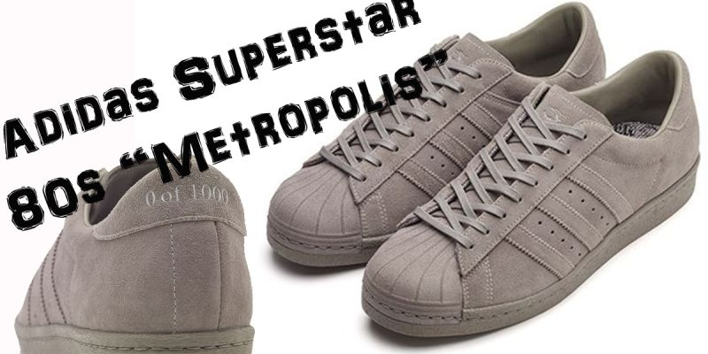 d69522e162b Adidas Superstar 80 s