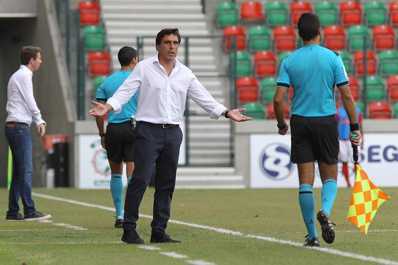 Daniel Ramos estreia Dráusio nos convocados do Marítimo - I Liga ... 7e2c6518a5fbd