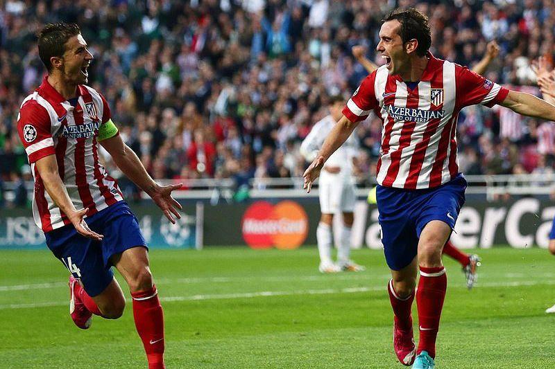 9c13370914 Atlético Madrid goleia Sevilha - La Liga - SAPO Desporto