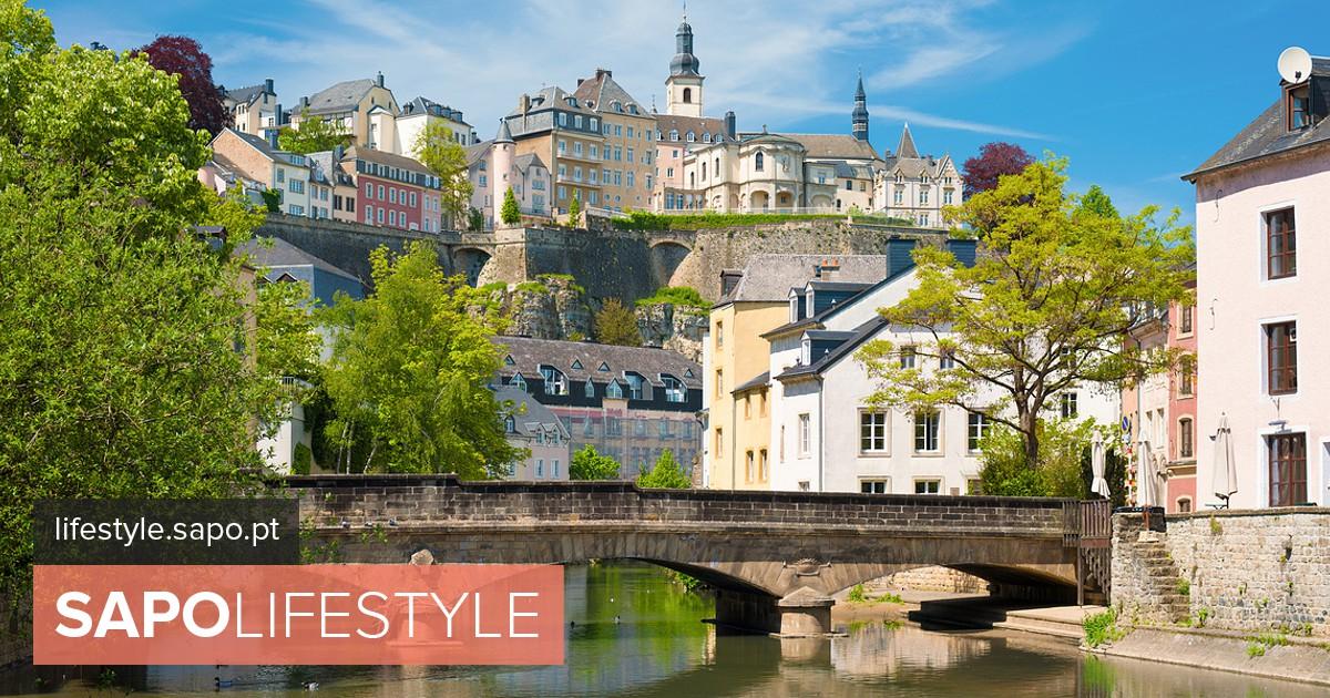 e85a218f6f7 O charme do Luxemburgo - Viagens - SAPO Lifestyle