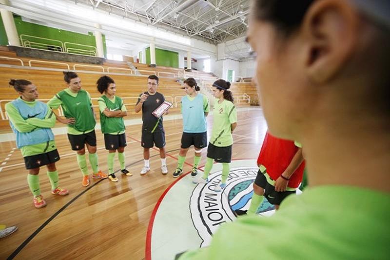 Seleção de futsal feminino
