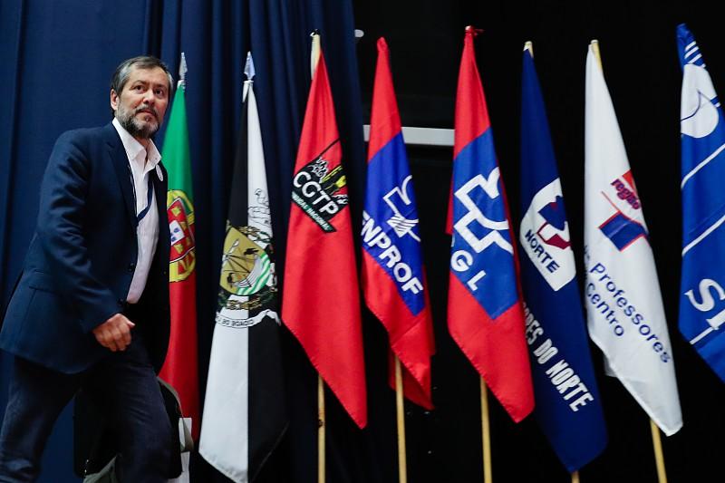 Resultado de imagem para Fenprof termina congresso com garantias de luta e crítica a Marcelo Rebelo de Sousa