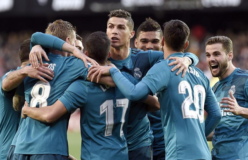 Ronaldo em crise  Números mostram o contrário - La Liga - SAPO Desporto f1abbe2ae3da8