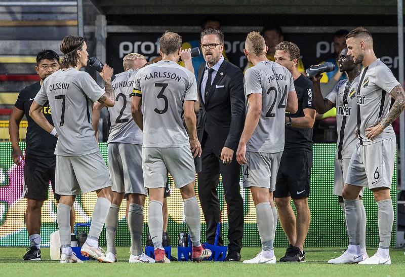 9d14740f29 AIK sagra-se campeão sueco pela primeira vez em nove anos - Futebol ...