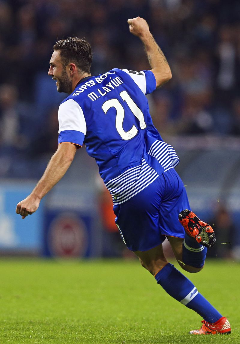 Layún despede-se do FC Porto: