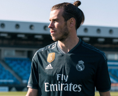 Balneário do Real Madrid unido contra Gareth Bale