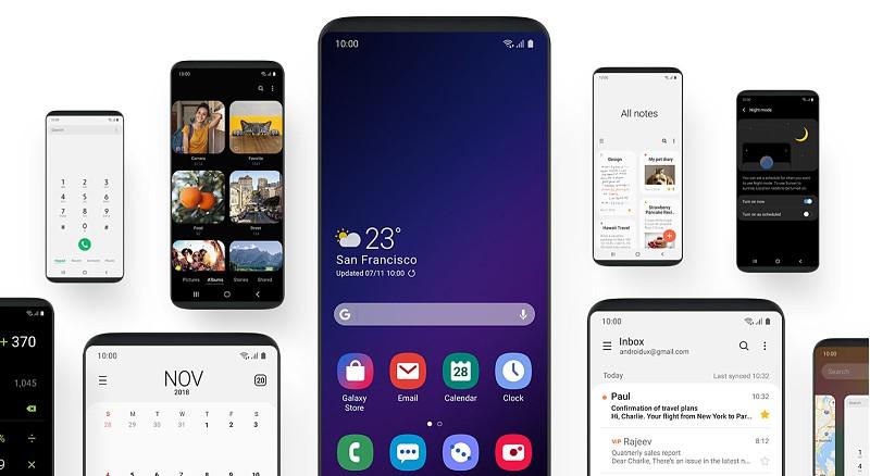Tem um smartphone Samsung? O interface vai mudar com o novo One UI