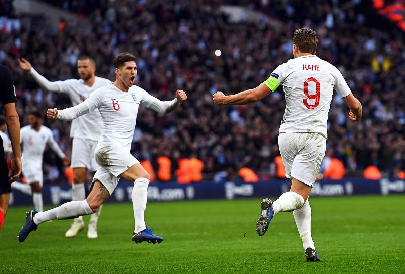 Inglaterra vence Croácia e junta-se a Portugal na  final four  da Liga 2a1ddec1002db
