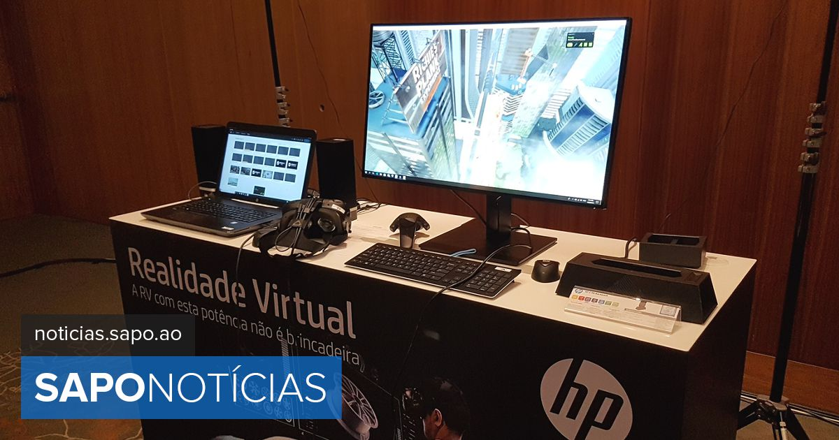 2e7908d1ff9fc HP renova linha de computadores e impressoras e destaca sucesso dos seus  serviços - Tecnologia - SAPO Notícias