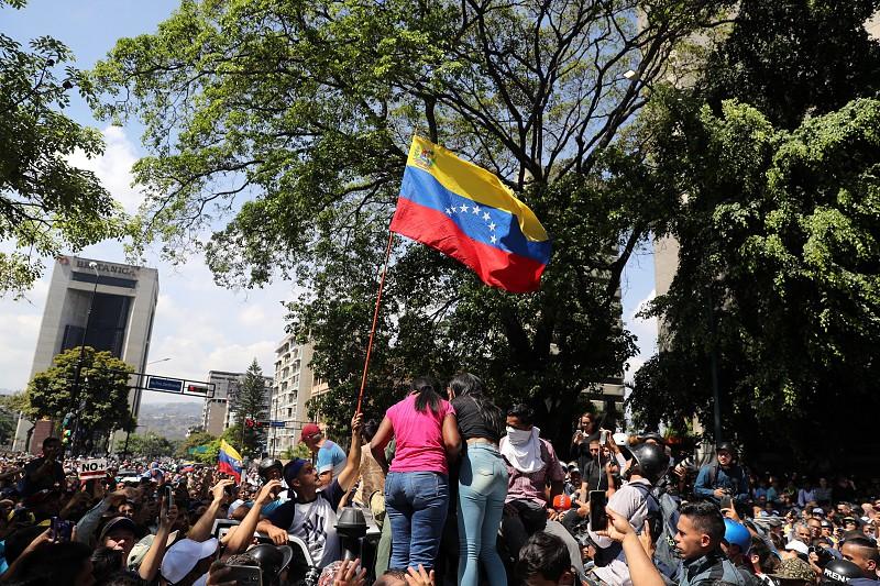 """Resultado de imagem para Venezuela: Grupo Internacional de Contacto defende solução """"política, pacífica e democrática"""""""