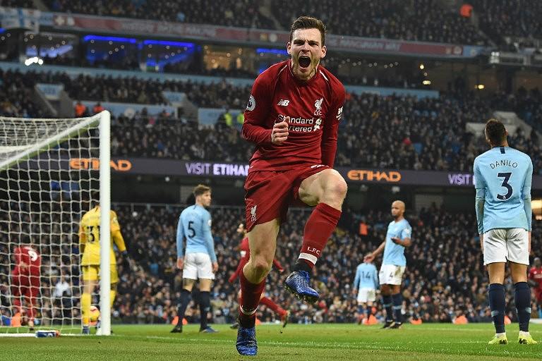 """95da9ec73c Lateral Andy Robertson acerta renovação """"de longa duração"""" com o Liverpool"""