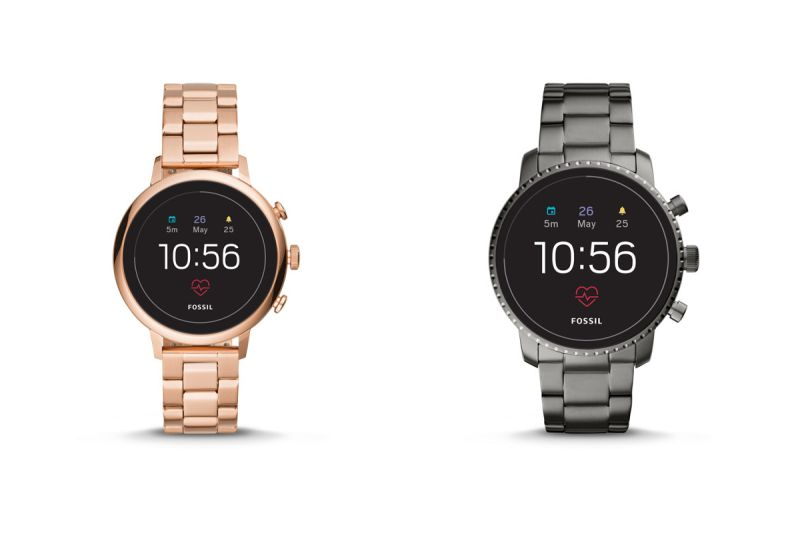 56fe45b2bf2 GPS dos novos smartwatches da Fossil não precisa de um smartphone para  funcionar