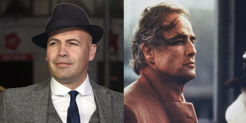 Billy Zane vai ser Marlon Brando no cinema