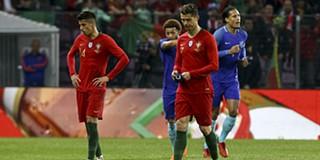 19659ecaf5 Holanda goleia Portugal e faz  soar o alarme  nos campeões da Europa