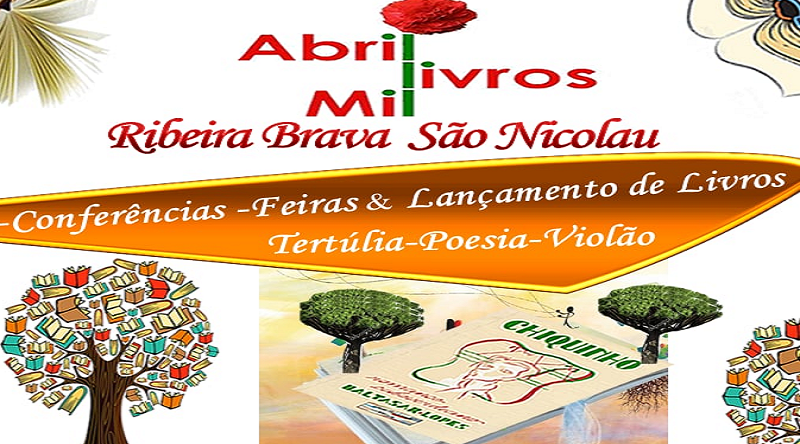 9876d7d89d82 São Nicolau: Arranca 3ª edição da Semana de Livro da Ribeira Brava sob o  lema