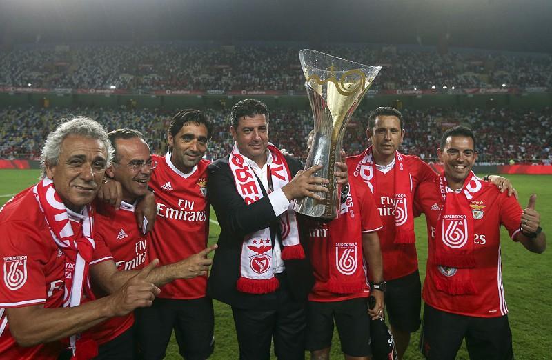 Esgotado. Já não há bilhetes para a Supertaça entre Benfica - V. Guimarães 58500190339ba