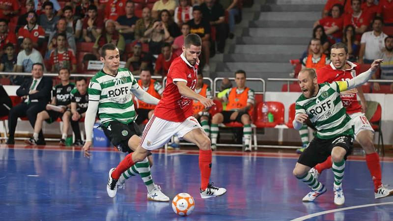 Associação de árbitros repudia declarações do diretor de futsal do Sporting 31d8d73063775