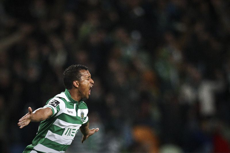 OFICIAL: Nani regressa ao Sporting
