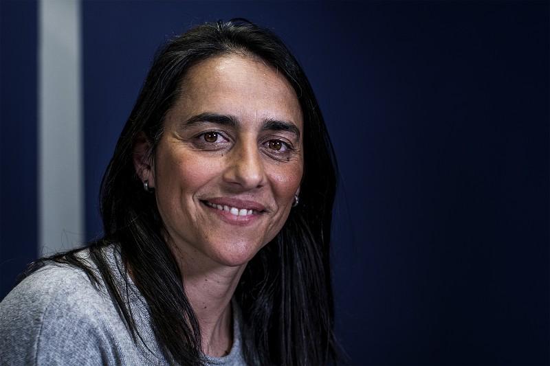 """Carla Couto: """"Fui jardineira, fui carteira, vendi pilhas. Não vivia do futebol e tinha que ter uma carreira"""""""