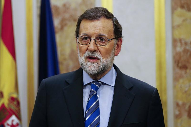 Resultado de imagem para Socialistas apresentam moção de censura contra o primeiro-ministro espanhol