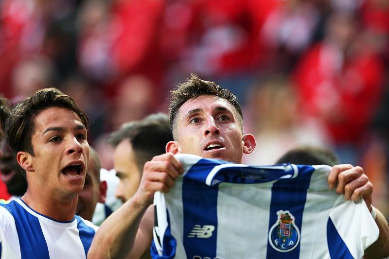 I Liga Balanço  Herrera  repetiu  Kelvin e FC Porto negou  penta  ao ... 90963081cae4d