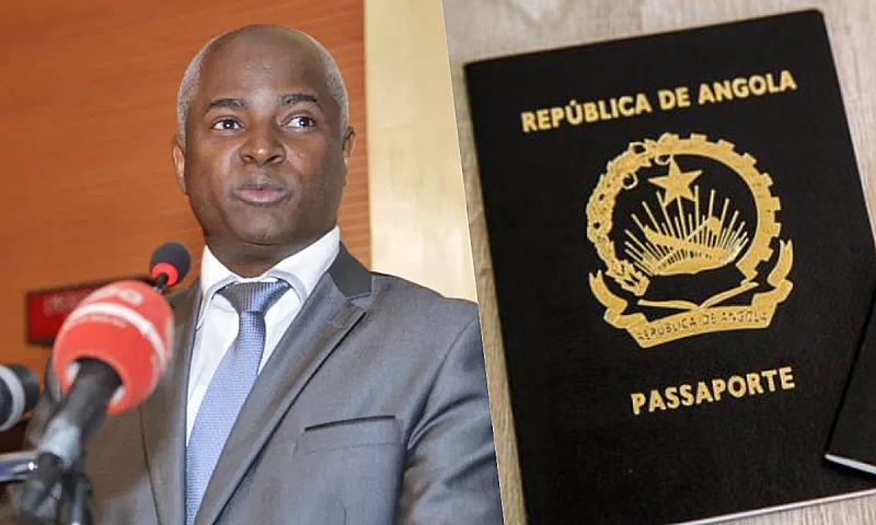 Angola quer implementar passaporte electrónico ainda este ano