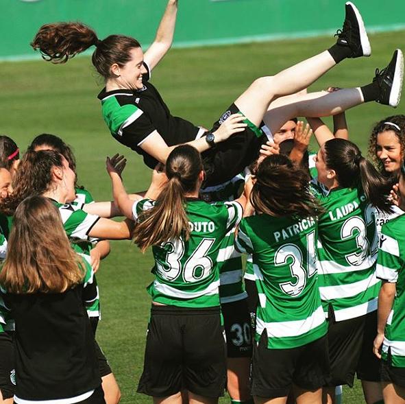 Futebol Feminino do Sporting